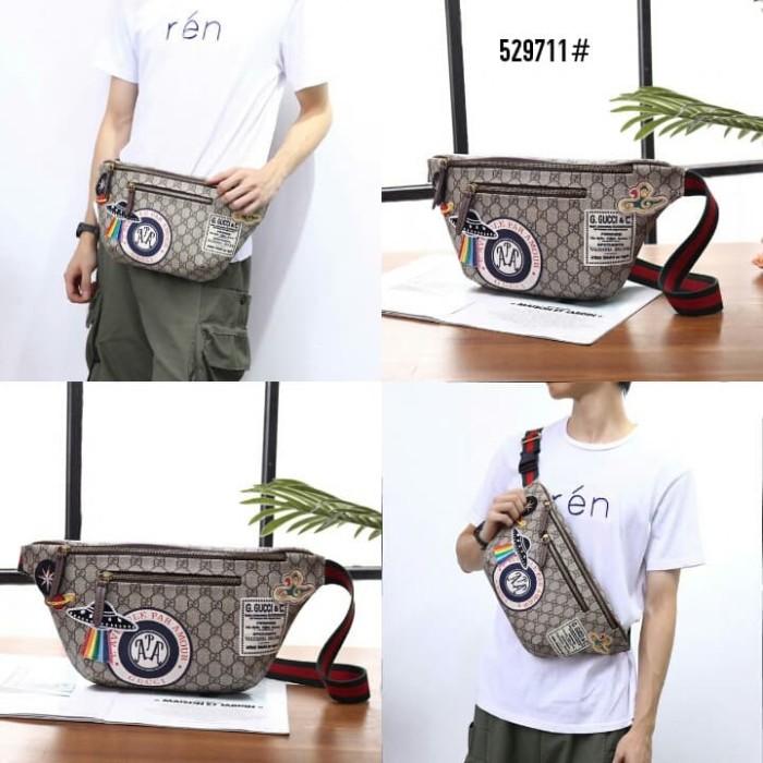46b37772f Jual Gucci Courrier GG Supreme Belt Bag 529711 - Kota Batam - Atalah ...