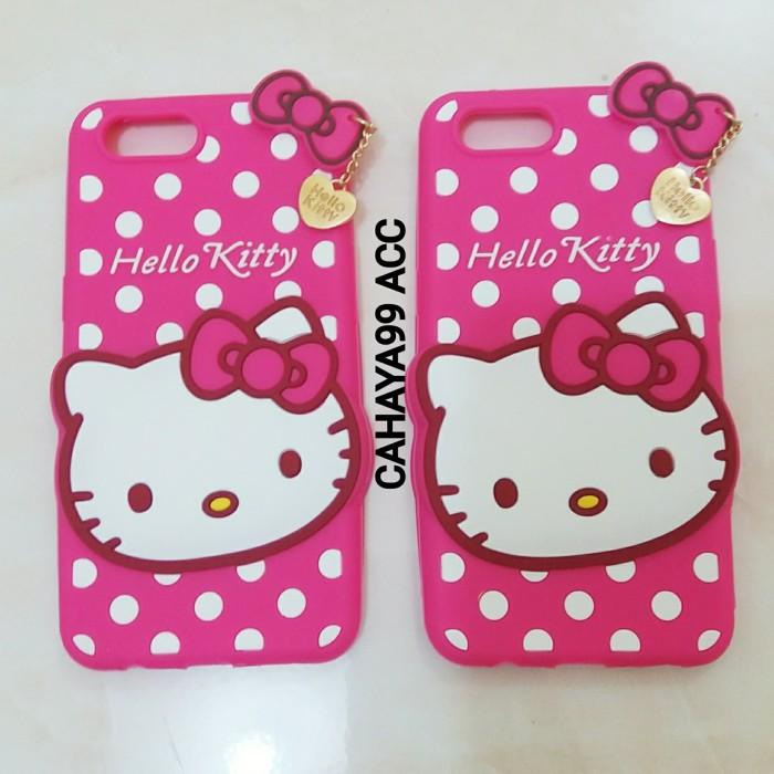 new style 626b1 60d25 Jual Case 3D Hello Kitty OPPO A3S Karakter/Boneka/Softcase - Kota Bekasi -  Cahaya99 Accessories   Tokopedia