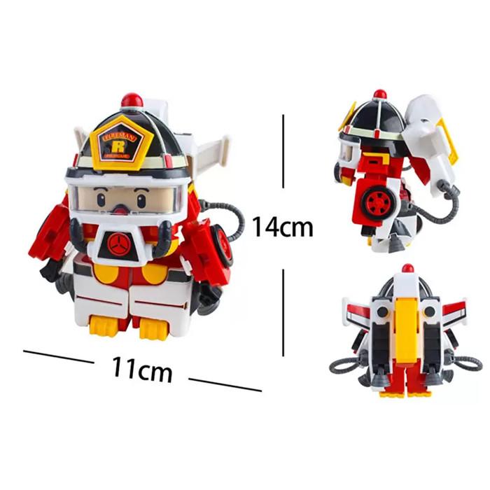 New Robocar poli Transform action pack MIN-50