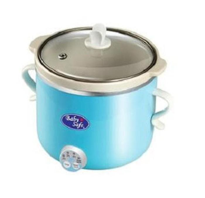 TURUN HARGA Baby Safe Slow Cooker LB007 Digital Indicator Berkualitas