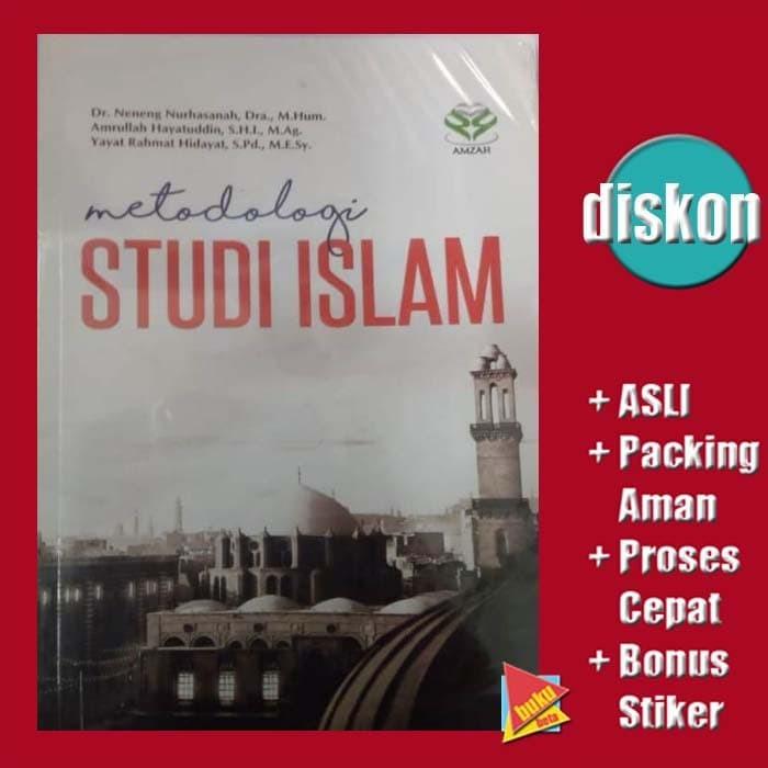 Jual Metodologi Studi Islam Neneng Nurhasanah Dkk Kab Sleman Buku Beta Tokopedia