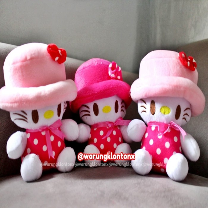 Info Boneka Hello Kitty Travelbon.com