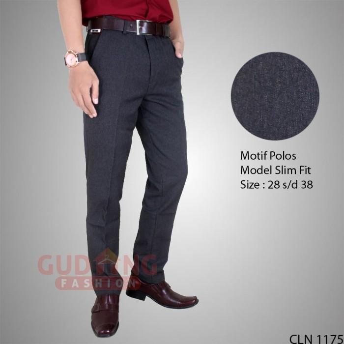 Celana Panjang Pria Formal Slim Fit CLN 1175