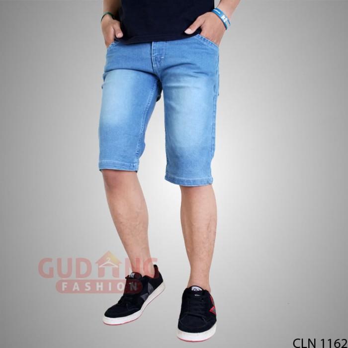 harga Celana jeans pria terbaru pendek casual santai cln 1162 Tokopedia.com