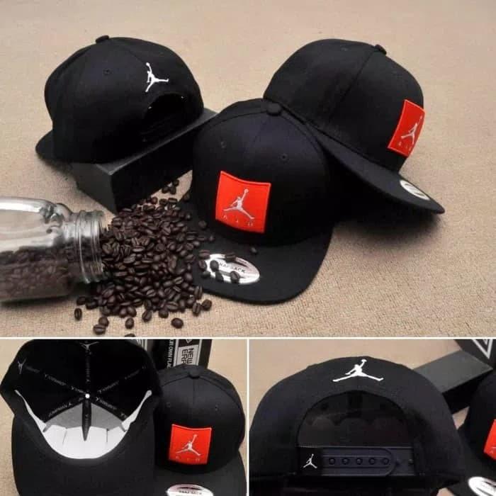 harga Topi snapback air jordan   air jordan biru dong original import   hat  Tokopedia. 85a19c8f15