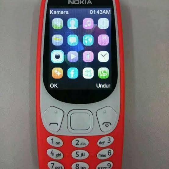 Jual Nokia 3310 Reborn Bisa Wa Nokia 3310 Bisa Whatsapp