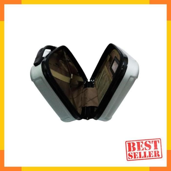 6f1fab2ffd Polo Koper Set Road Hitam Daftar Harga Terlengkap Indonesia Source Koper  Beautycase POLO MAPLE B17 ukuran