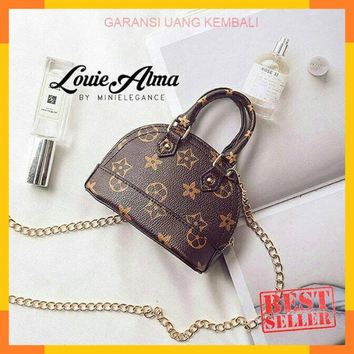 3f872618fb4a Jual Louie Alma Mini Bag - kids sling bag   tas selempang anak ...