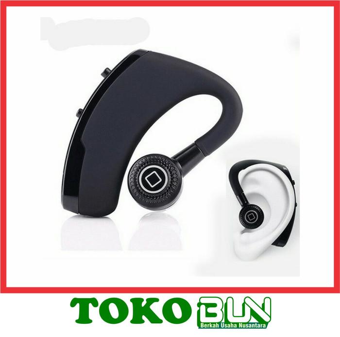 harga Headseat bluetooth wireless stereo voyager legend v9 Tokopedia.com