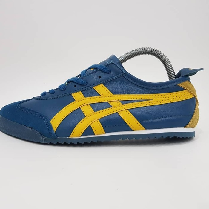 info for ad497 3f53a Jual ONITSUKA TIGER MEXICO 66 DELUXE NIPPON MADE * BLUE YELLOW * - Kab.  Bogor - LexaShoes | Tokopedia