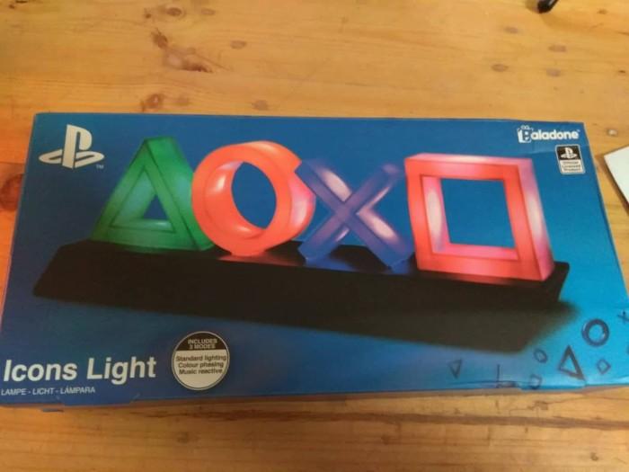 Kamar Untuk Jual ps3 Playstation Light Ps4 Pc ruangan Icons Lamp UpVSzMq