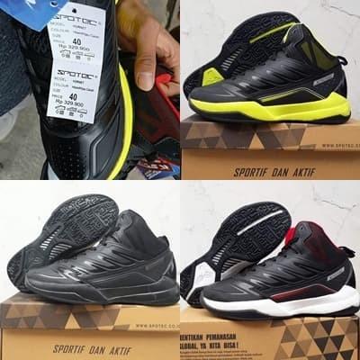 harga Termurah sepatu spotec hornets original sepatu olahraga sport basket Tokopedia.com