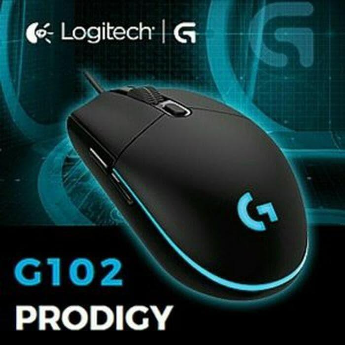 Jual Dijual Mouse Gaming Logitech G102 Prodigy Limited - PUSAT JUAL SCRIPT  MURAH | Tokopedia