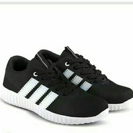 Jual Sepatu Sekolah Anak Sma Cewek Cowok Sepatu Kets Sneakers Pria