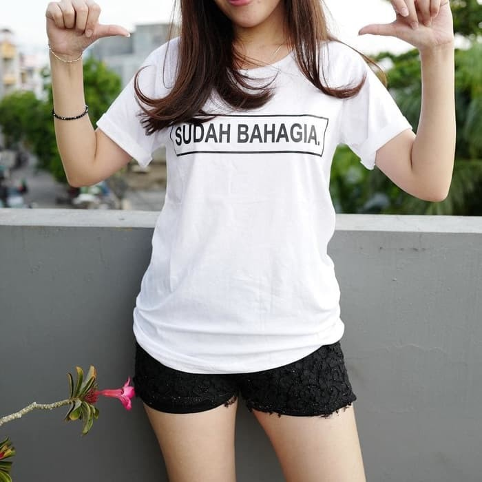Wanita / Tshirt Cewe Cotton Combad / Kaos Oblong / Trending Shirt.