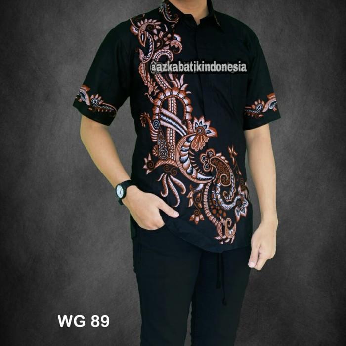 Jual Model Baju Batik Modern Kemeja Pria Kemeja Batik Murah Batik Kerja Kota Yogyakarta Grosir Kemeja Batik Pria Tokopedia