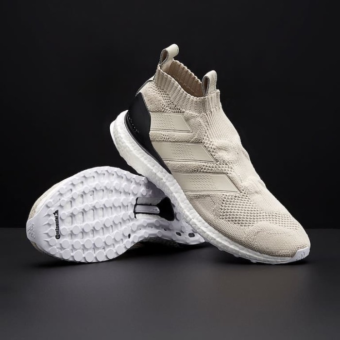 meet 4a426 7a9bd Jual adidas A16+ Ultra Boost Clear Brown/Gold Metallic - Kota Medan -  Mobkey | Tokopedia