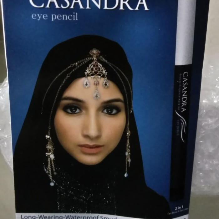 Casandra Eye Pencil - pensil alis casandra
