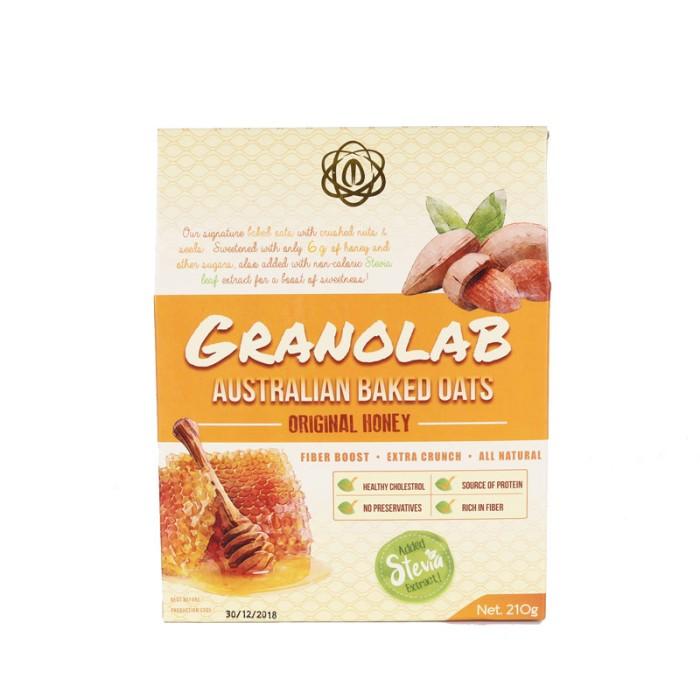 harga Granolab-original honey 210gr Tokopedia.com