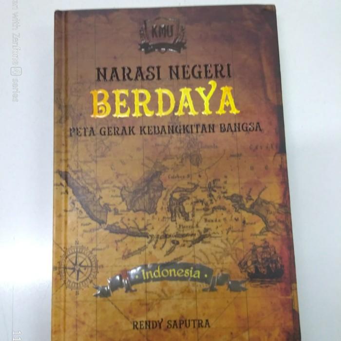 Buku Narasi Negeri Berdaya - Rendy Saputra