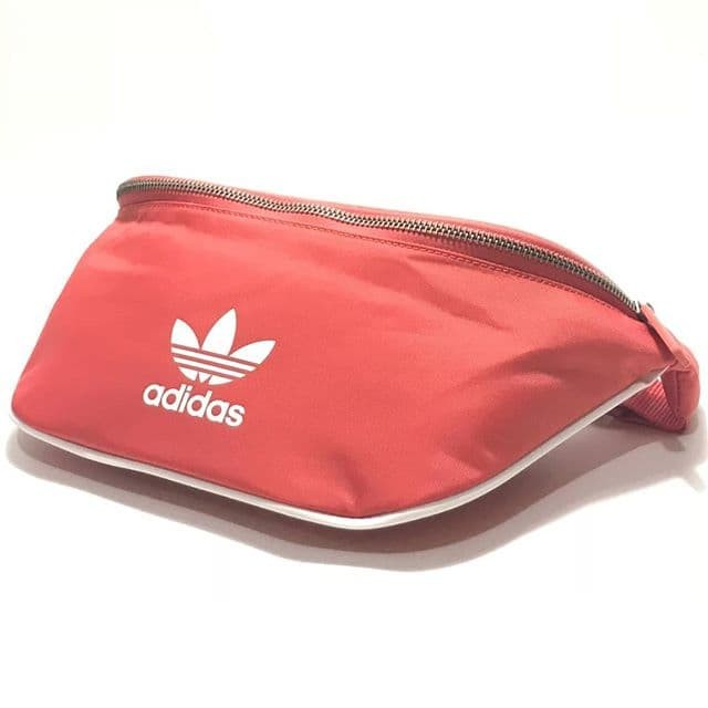 61cfcf646f2 Jual Tas Adidas original - Adidas Waistbag Trace Scarlet p - ori ...