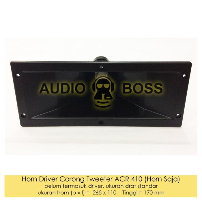 harga Horn driver corong tweeter acr pct 410 (horn saja) drat standar Tokopedia.com