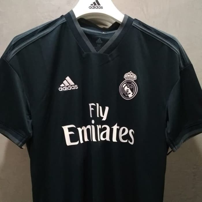 finest selection 7f1ca 9bdca Jual Jersey Real Madrid Original Away 2018-2019 - DKI Jakarta - Winshoot  Jersey | Tokopedia