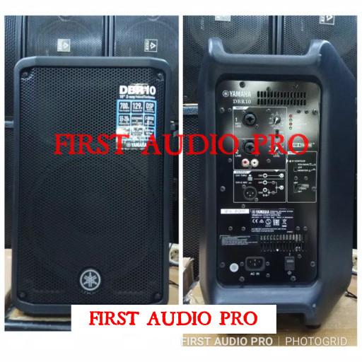 Jual Speaker Aktif Yamaha DBR 10 ( 10 inch ) ORIGINAL - Jakarta Barat -  First Audio Pro | Tokopedia