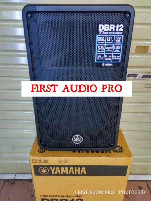 harga Speaker aktif yamaha dbr 12 ( 12 inch ) original ( 1000 watt ) Tokopedia.com