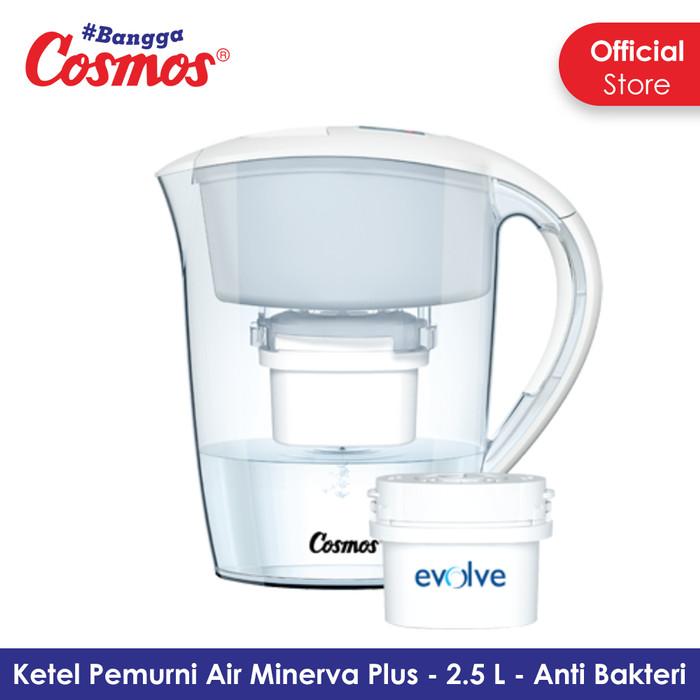 harga Cosmos cao minerva evolve - ketel pemurni air 2.5 l Tokopedia.com