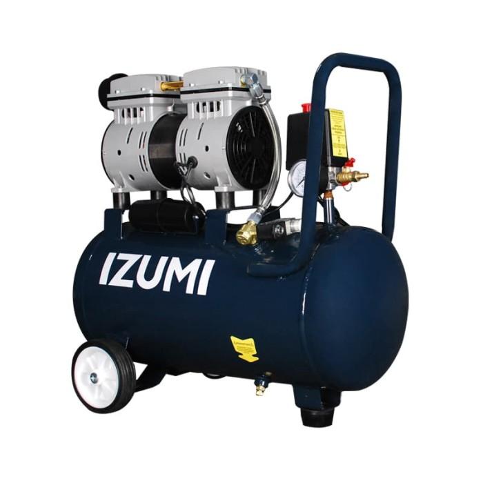 harga Izumi mesin kompresor oilless ol 0724 3/4hp 24l Tokopedia.com