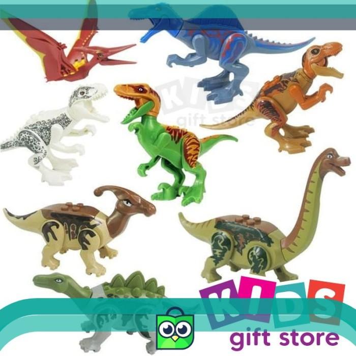 gambar mainan lego dinosaurus  baby love