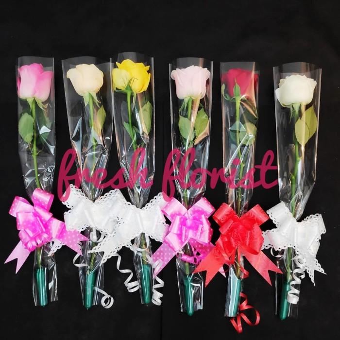 Jual Bunga Mawar Setangkai - bunga wisuda - Fresh Florist  dc12c2f691