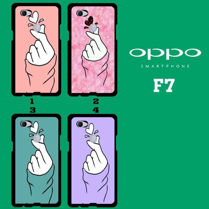 Jual Oppo F7 Hardcase Casing Motif Korea Love Terlaris Kota Bogor Custom Case Bogor Tokopedia