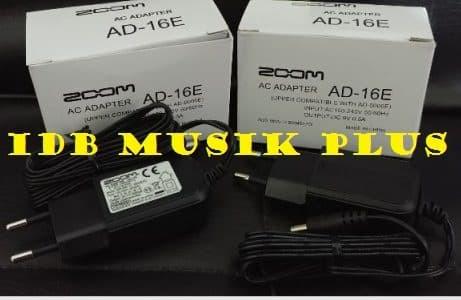 harga Adaptor zoom ad16e / ad-16e / ad 16e untuk efek gitar bass original Tokopedia.com