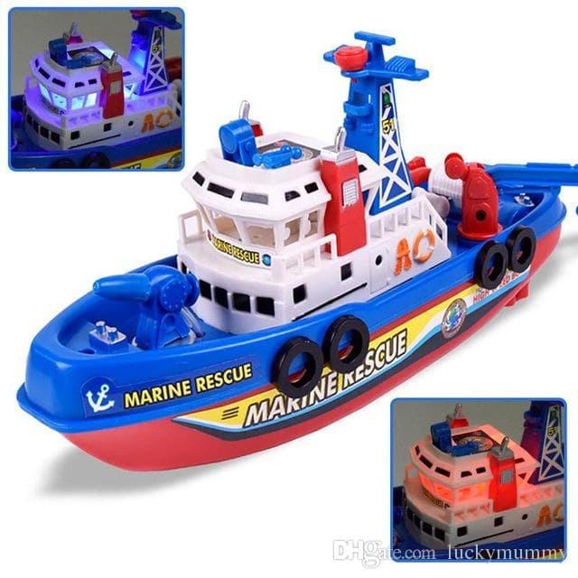 Jual RC BOAT MARINE PATROL SOUND AND LIGHT - DKI Jakarta - Toys & Game  Warehouse   Tokopedia