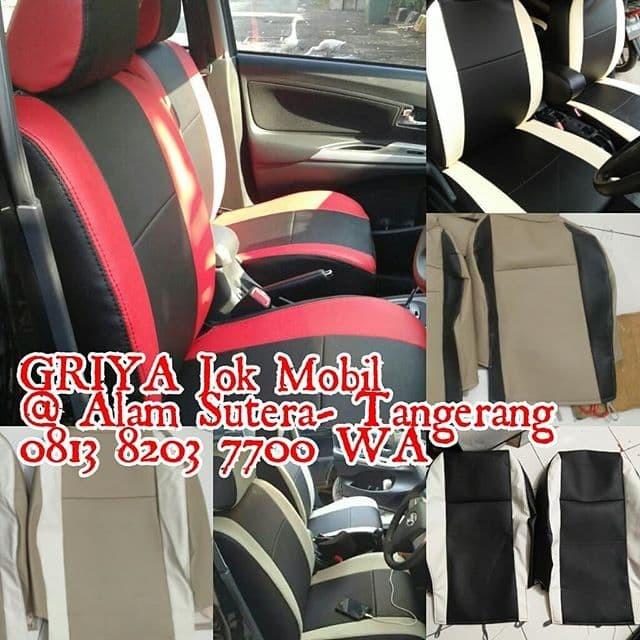 Foto Produk Sarung Jok Mobil Rush Terios Baru 2018 dari GRIYA JOK MOBIL