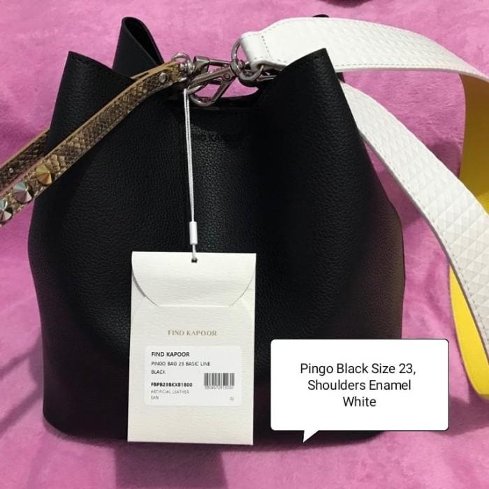 Foto Produk Find Kapoor Pingo Bag size 23 Basic LINE SET ORIGINAL 100% KOREA dari Amsal store's