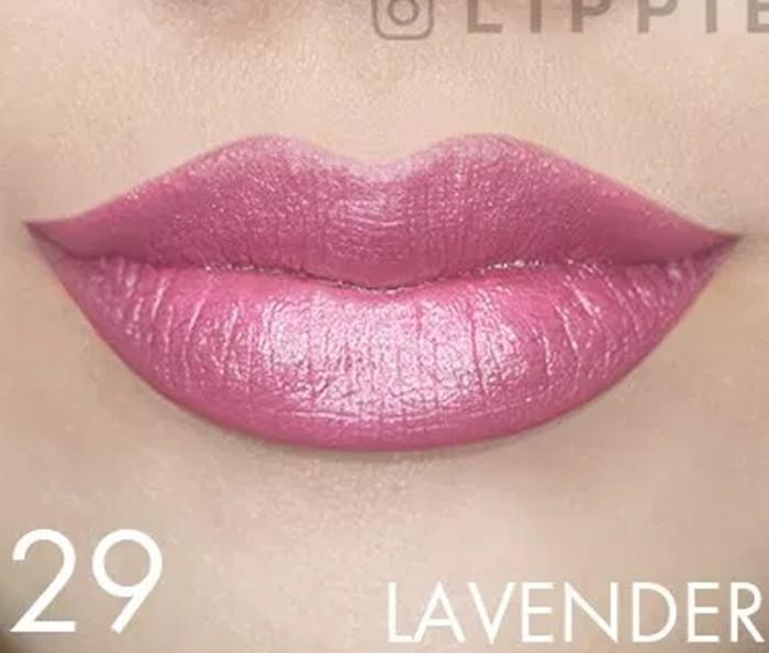 Wardah Exclusive Lipstick 29 Lavender 3.8 gr