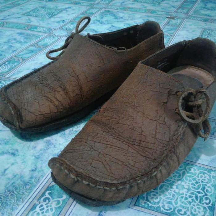 Jual Sepatu Clarks Original Lugger Second Shoes - bowxfire  b002d171d1