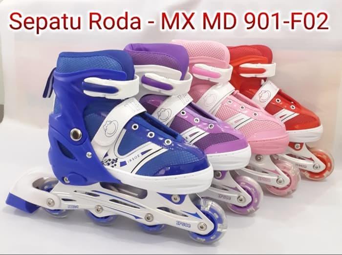 ... harga Sepatu roda anak   inline skate (dapat di ubah roda bajaj)  Tokopedia. 429496c132