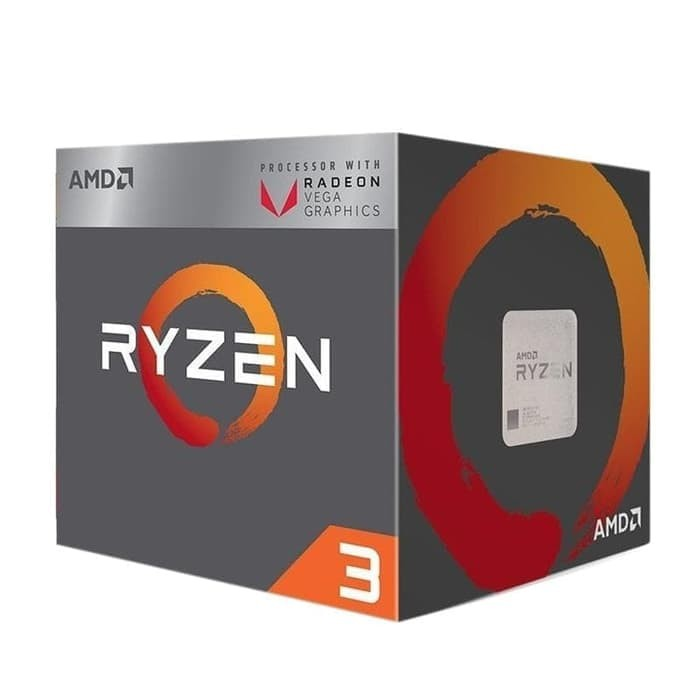 harga Amd raven ridge ryzen 3 2200g prosesor Tokopedia.com