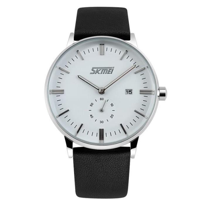 Skmei 9083 / jam tangan pria skmei 9083 / skmei original / 9083 white