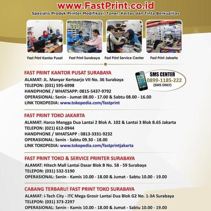 Terbaru Fast Print Kertas Water Slide Decal Paper Ukuran A4 100 Gram