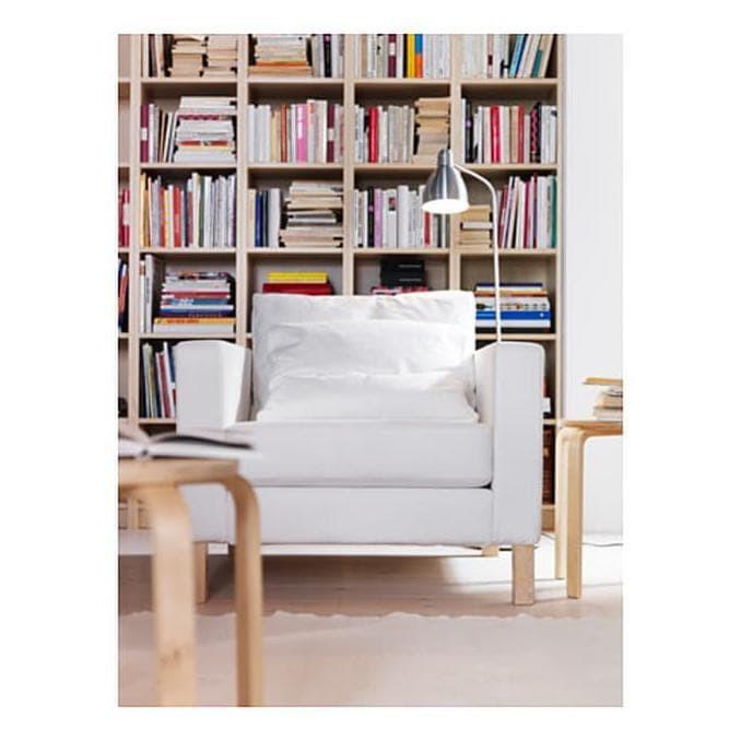 Salee Ikea Lersta Lampu Lantai/ Baca, Aluminium