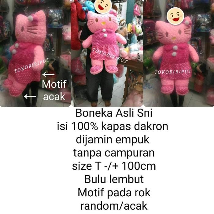 Katalog Boneka Hello Kitty Super Besar Travelbon.com