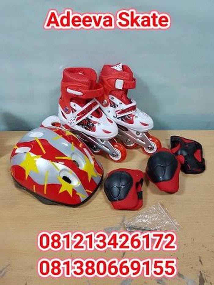 Jual GROSIR Sepatu Roda Anak Full Set bisa pakai Gojek Murah - isni ... a358f44bb9