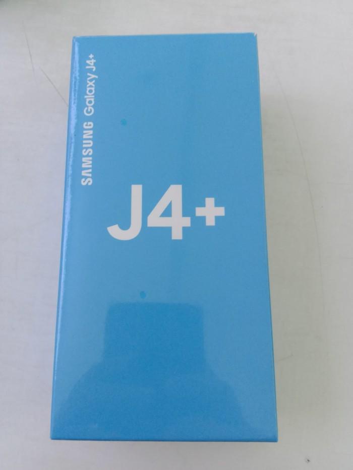 Hp samsung galaxy j4 plus ram 2gb rom 32gb garansi resmi