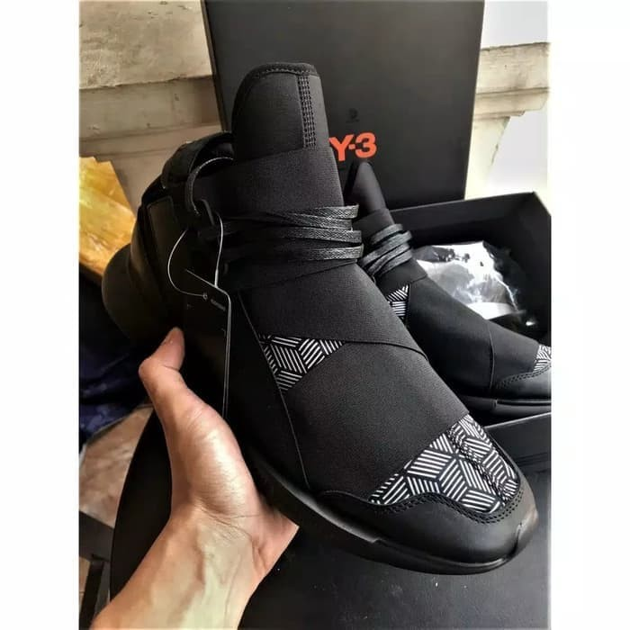 b86d431a9 Jual Sepatu Pria Adidas Y3 Qasa High Yohji Yamamoto PK Original ...