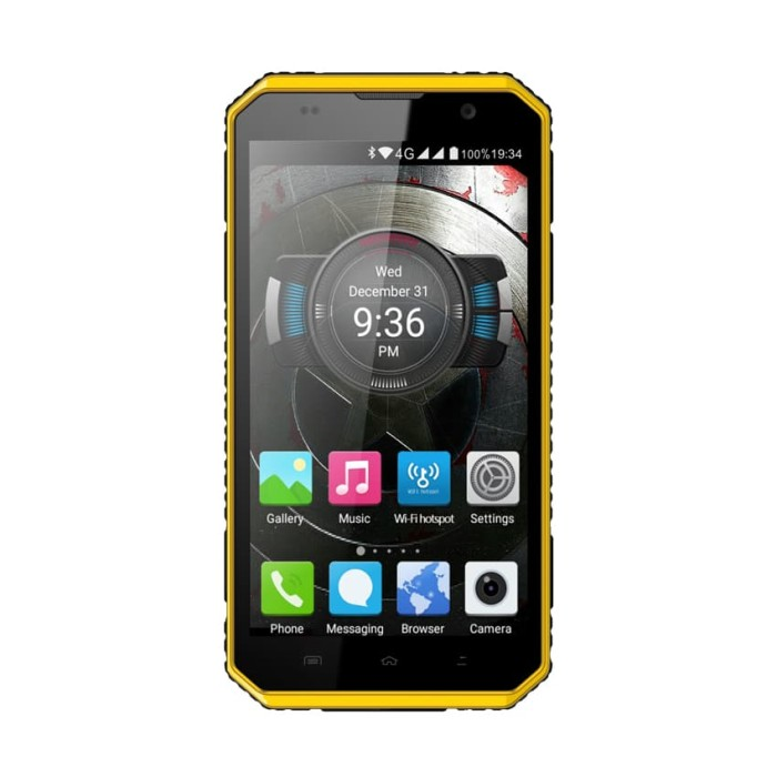 harga Ken mobile w9 yellow Tokopedia.com